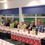 December 21st 2017 Christmas Lunch at the Parks